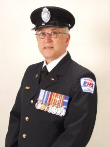 Fire Chief Martin Bell, Lifetime Achievement Award
